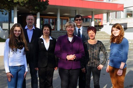 Gruppenbild – Horst Danzer-Stiftung