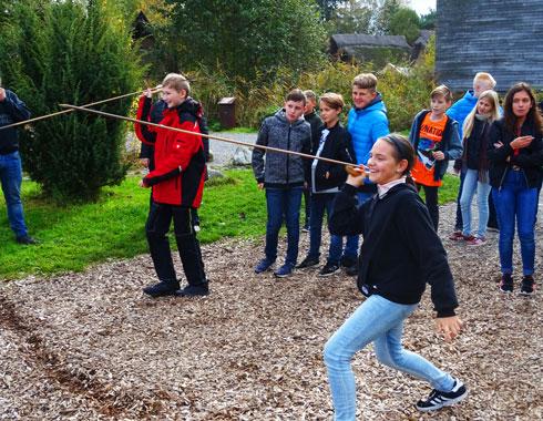 AUV-Woche im Federseemuseum Bad Buchau – Gymnasium Aulendorf