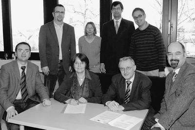 Kooperationsvertrag Progymnasium Casper-Mohr Bad Schussenried und Gymnasium Aulendorf