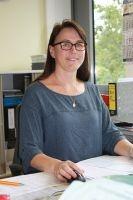 Frau Alexandra Kuhm-Heutele, Sekretariat – Gymnasium Aulendorf