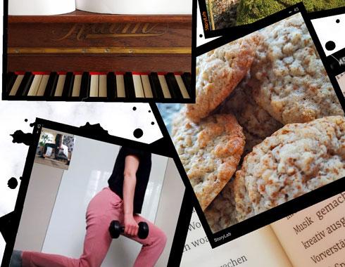 Unsere Berichte aus dem Schulleben – Sophie, Collage